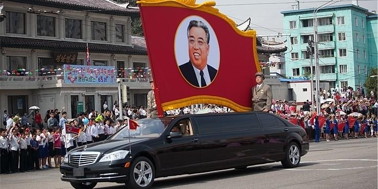 Северная Корея. Путешествие на машине времени. 28.11