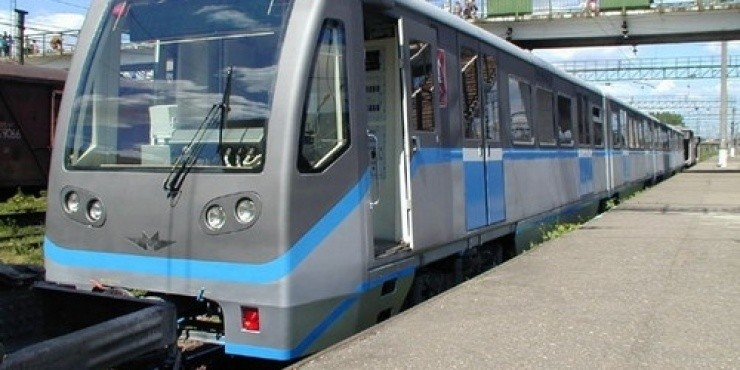 Легкое метро во Внуково