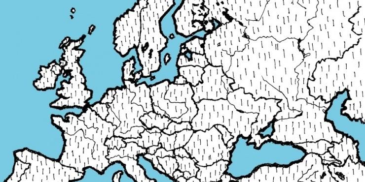 Список европейских стран, которые дают туристические мультивизы