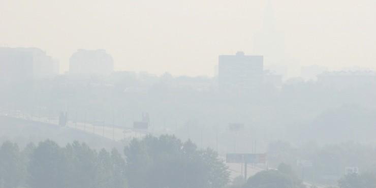 Туристы могут пострадать от смога