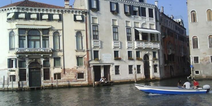 Венеция - это Питер наизнанку