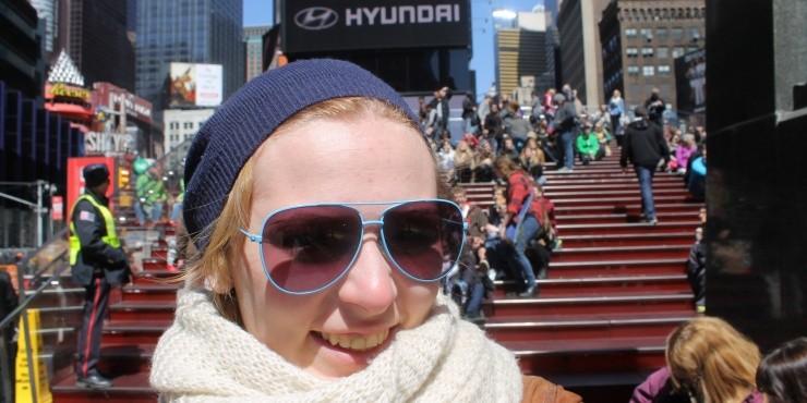 Бродвей и шопинг в Нью-Йорке