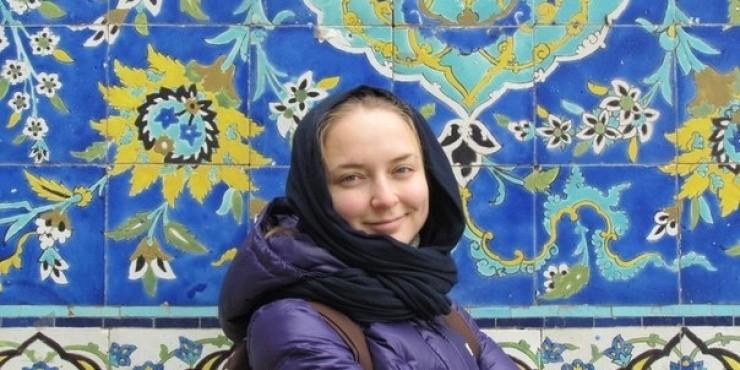 Самостоятельное путешествие по Ирану. Важный момент - как одеваться туристу в Иране?