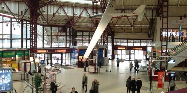 Аэропорт Варшавы закрыт на 4 дня в сентябре
