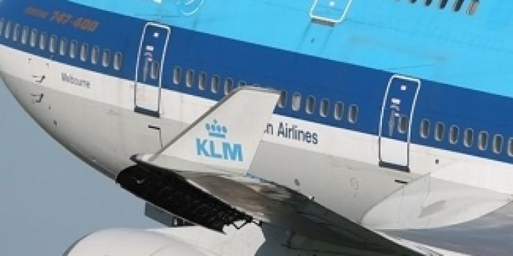 Распродажа KLM в Афины, Лондон, Мадрид, Осло и Стокгольм