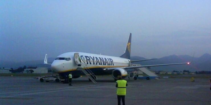 Ryanair открывает в зимнем сезоне новые направления