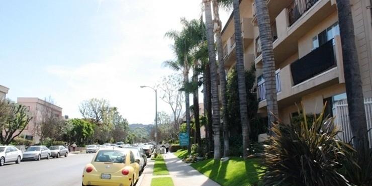 В Лос-Анджелесе без машины