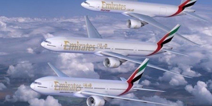 Рапродажа авиакомпании Emirates