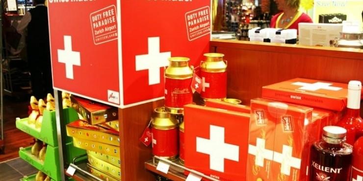 Авиапассажирам разрешат делать покупки в Duty free при прилете в Швейцарию
