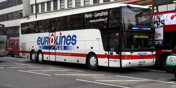 Eurolines проводит распродажу автобусных билетов