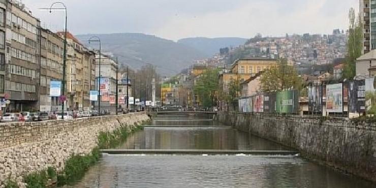 Сараево. Босния и Герцеговина