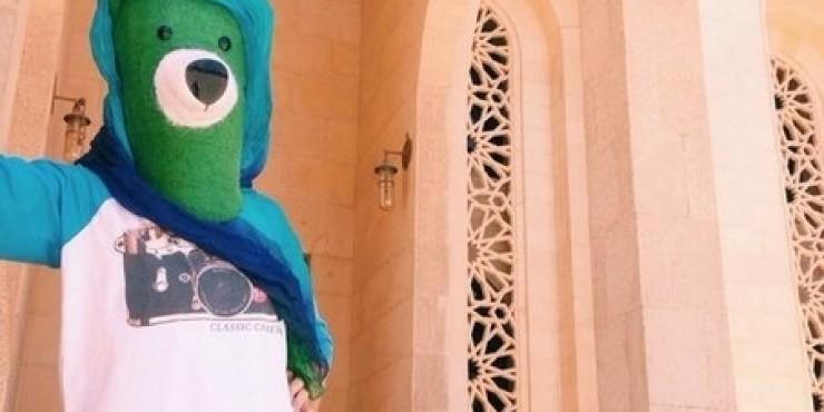 Будни в Бахрейне: дорога в ад и обратно, национальный музей, главная мечеть и первый хиджаб