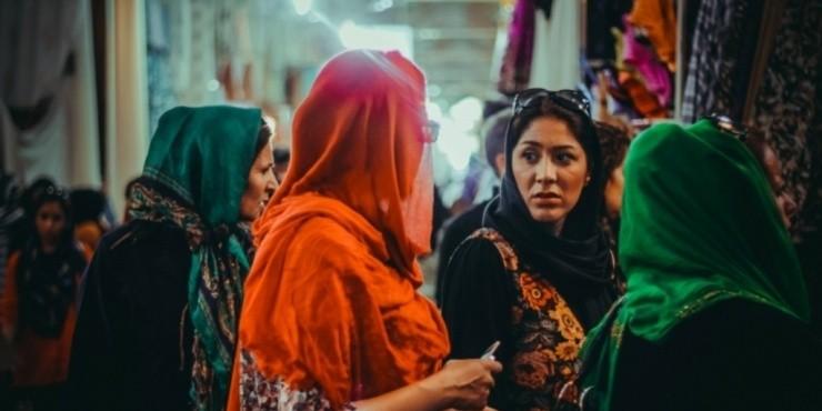 Заветная Персия, первое знакомство с Ираном, или страна красивейших женщин