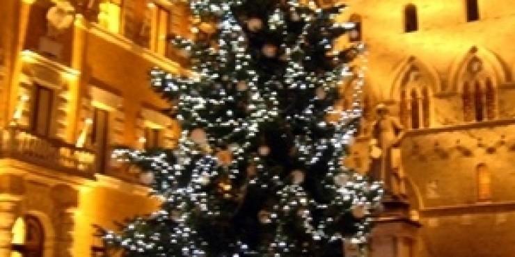 Рождество и Новый год на северо-западе итальянского