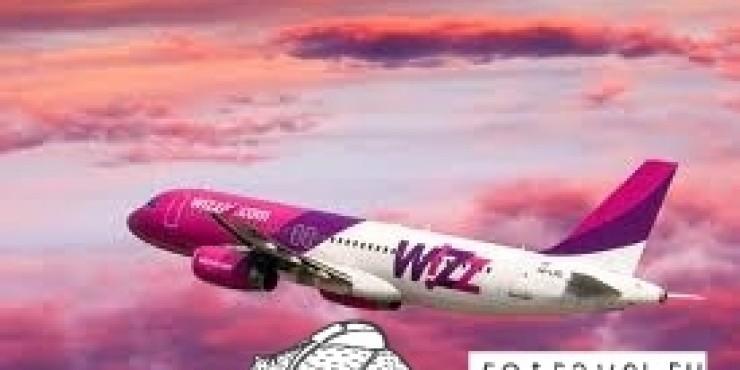 Европейский лоукостер Wizz Air расширяет маршрутную сеть