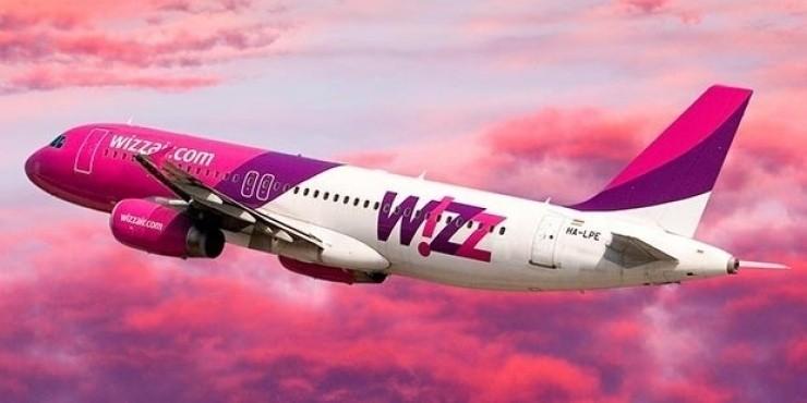 WizzAir открывает рейс Москва - Киев от 1090 рублей в одну сторону