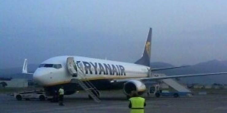 Ryanair отменяет 9 рейсов из немецкого Франфурта Ханна