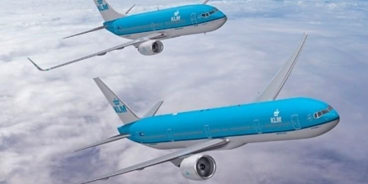 Распродажа KLM в Европу, США, ЮАР, Сингапур и Панаму