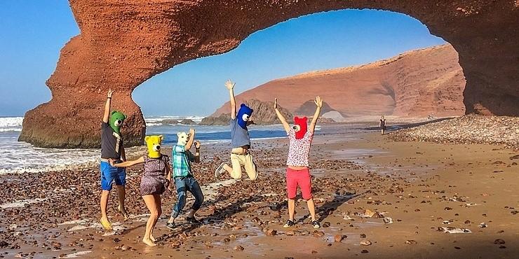 Марокко: там, где Солнце ночует в Атлантике. 20.11