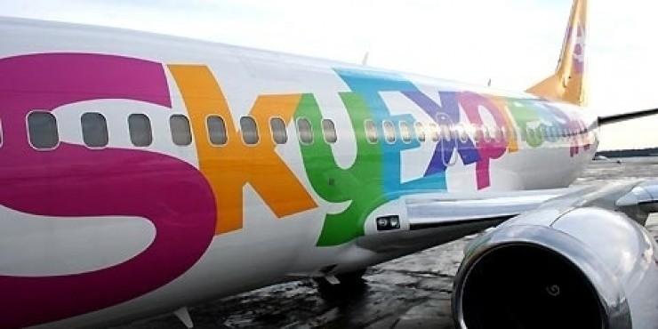 Sky Express из Москвы в Уфу