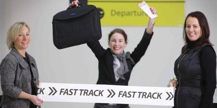 Fast track в Шереметьево-D