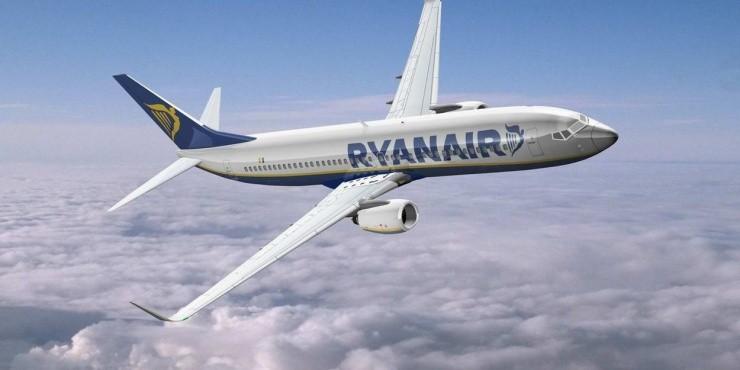 Ryanair изменила плату за регистрацию на рейс в Интернете