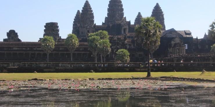 Храмы Великих Кхмеров