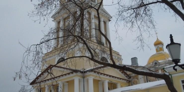 Путешествие в Пермь и Кунгур на новый год