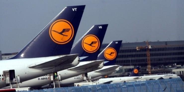 Бесплатный Интернет на рейсах Lufthansa