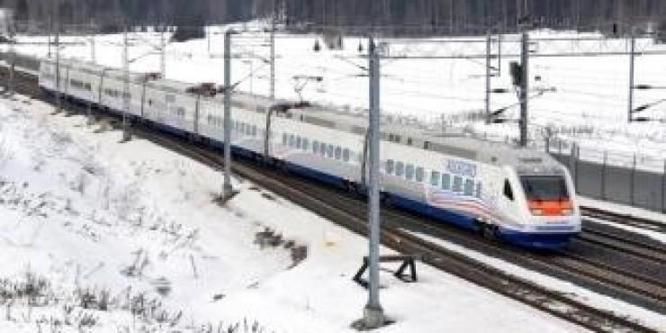 Скоростной поезд Allegro Хельсинки - Санкт Петербург запущен