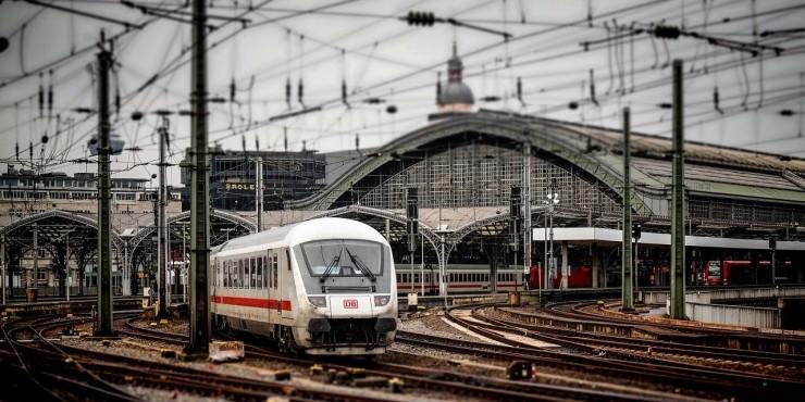 Железнодорожный европейский обзор