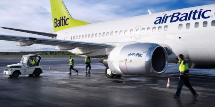 AirBaltic проводит зимнюю распродажу авиабилетов