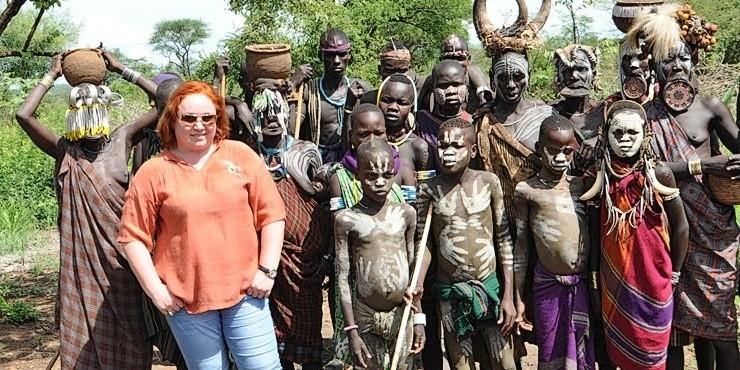 Эфиопия: жизнь южных племен. 12.02