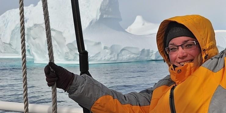 Гренландия: китовое сафари. 19.02