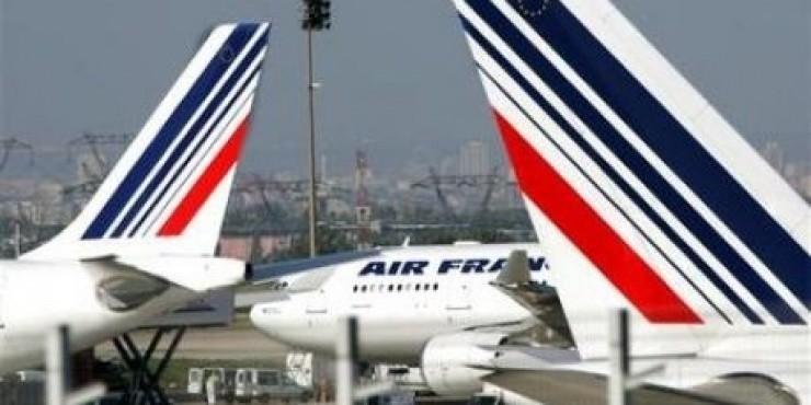 Распродажа авиакомпании Air France