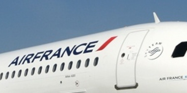 AirFrance: зимняя распродажа билетов до 31 января