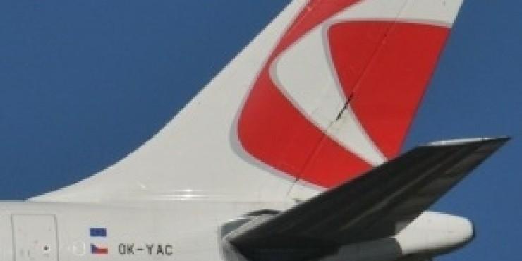 Распродажа авиакомпании CSA в Европу