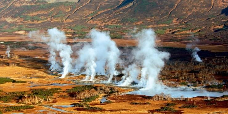 10 самых популярных термальных источников Камчатки
