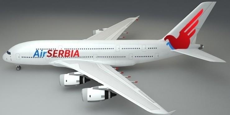 С авиакомпанией AirSerbia в Европу от 9 300 рублей