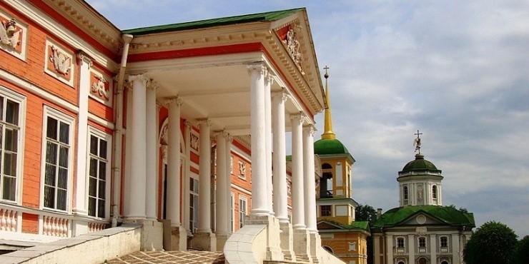 10 усадеб и дворцов Москвы
