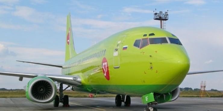 Распродажа S7 Airlines в Санкт-Петербург