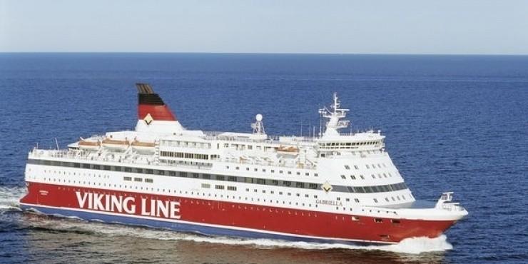 Новогодние круизы Viking Line со скидкой до 30%