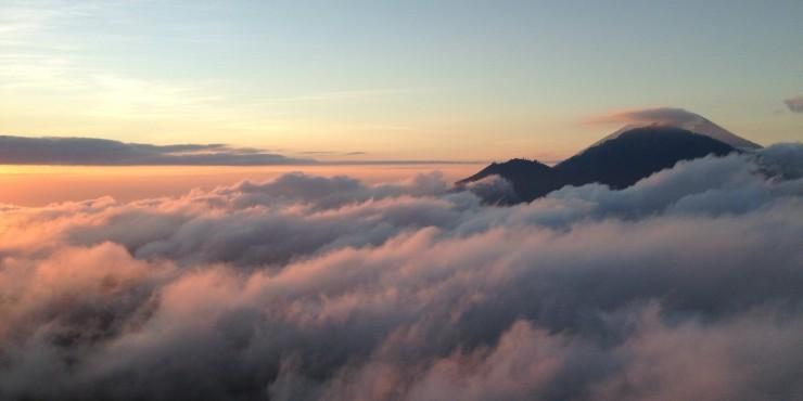 Подъём на вулканы острова Бали: руководство к действию