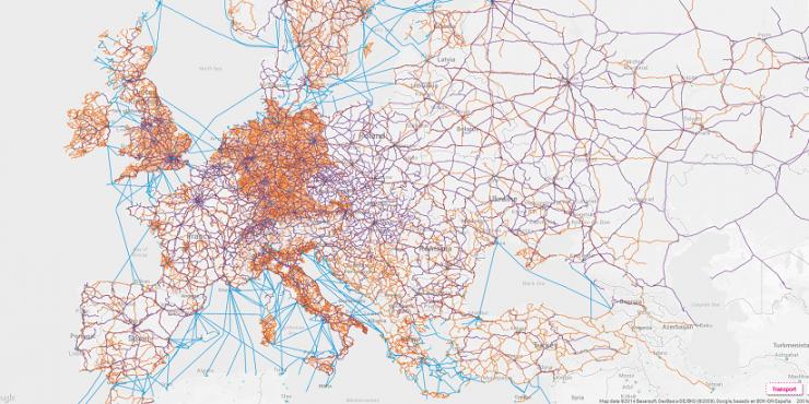 Rome2Rio — удобный сервис для путешественников