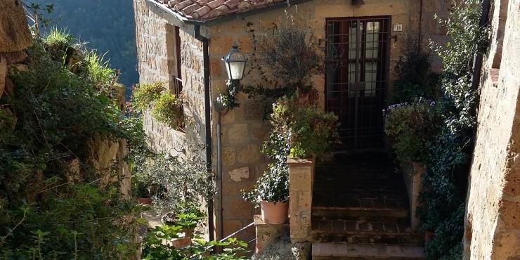 Неизведанная Тоскана: Сорано, Сована и Питильяно