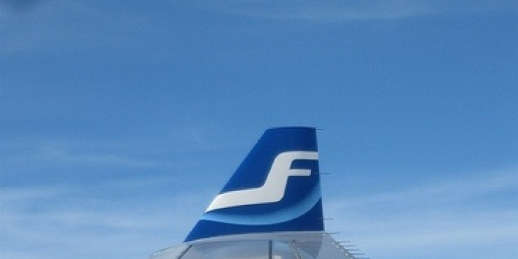 Finnair проводит распродажу авиабилетов в Европу