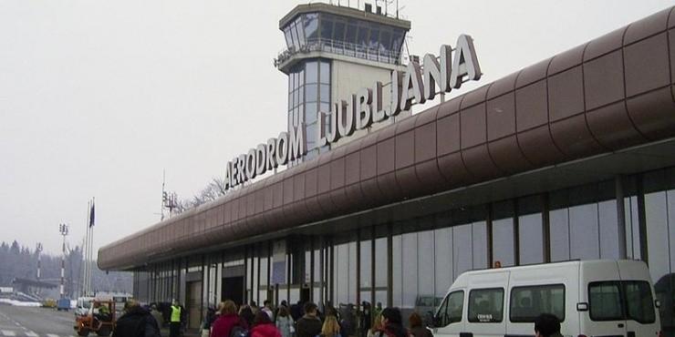 Аэропорт Любляна - имени Йоже Пучника, Брник (Airport Ljubljana), Словения