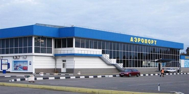 Аэропорт Симферополь (Airport Simferopol), Украина