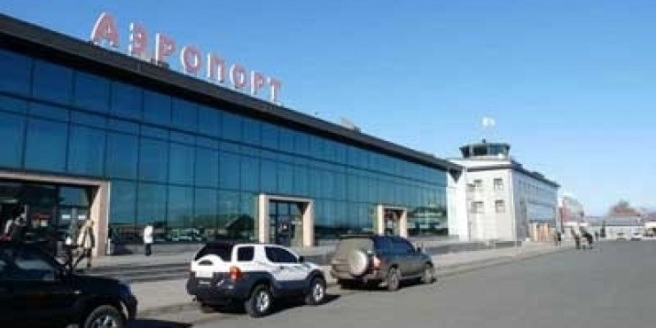 Аэропорт Владивосток - Кневичи (Airport Vladivostok), Россия