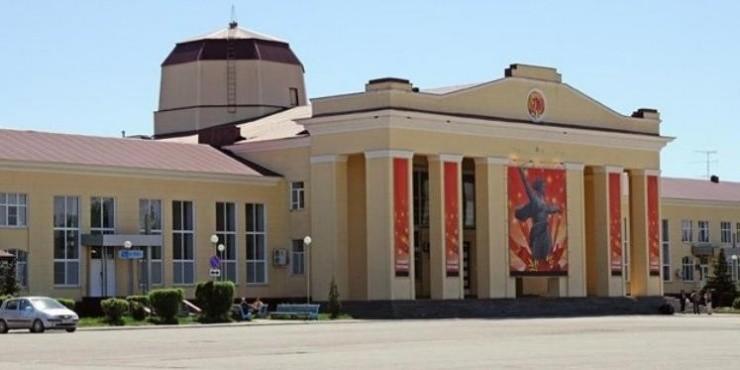 Аэропорт Волгоград - Гумрак (Airport Volgograd), Россия